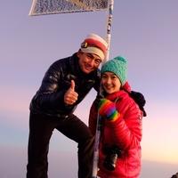メルー山、登頂
