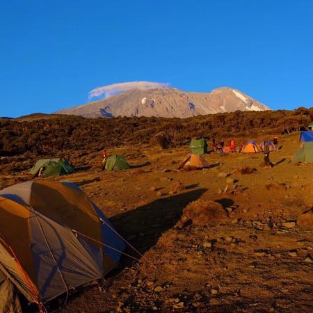カランガキャンプ