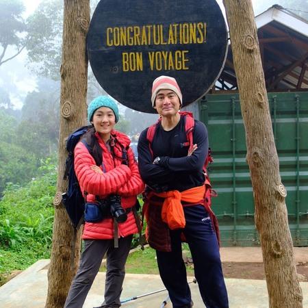 キリマンジャロ登頂おめでとう!