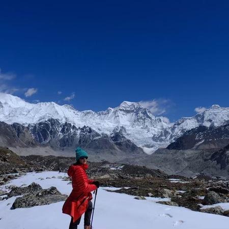 2019年4月 ネパール・ゴーキョ