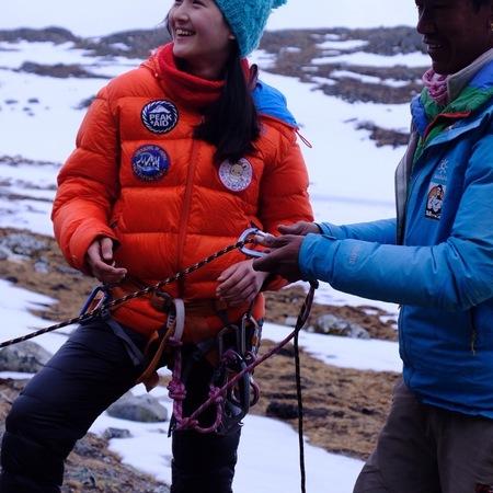 2019年4月 ネパール・ポカルデ峰