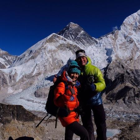 2018年12月 ネパール・カラパタール登頂(5,545m)