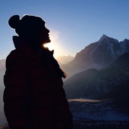 2018年12月 ネパール・ターメ