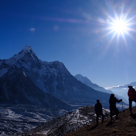 2018年12月 ネパール・チュクンリ