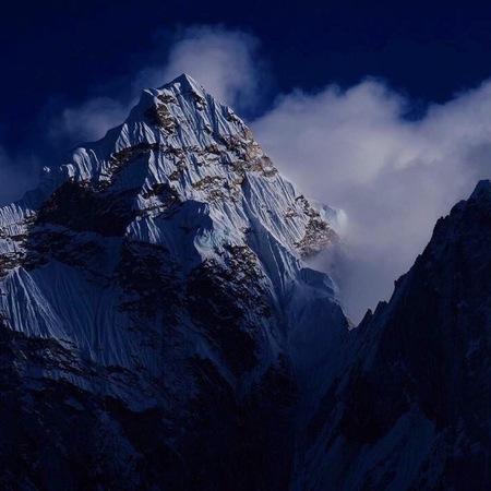 2018年12月 ネパール・アマダブラム峰