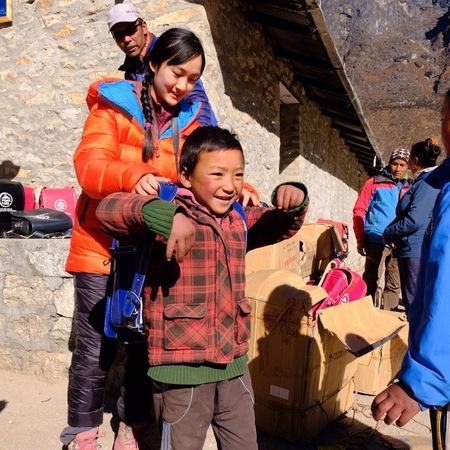 2018年12月 ネパール・クムジュン